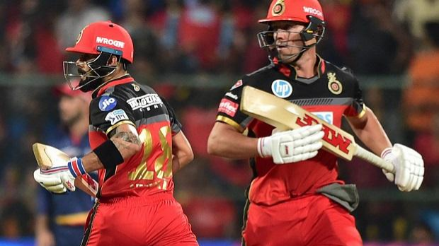IPL 2018:Its a pleasure to watch Virat and De Villiers bat together, says Amay Khurasiya