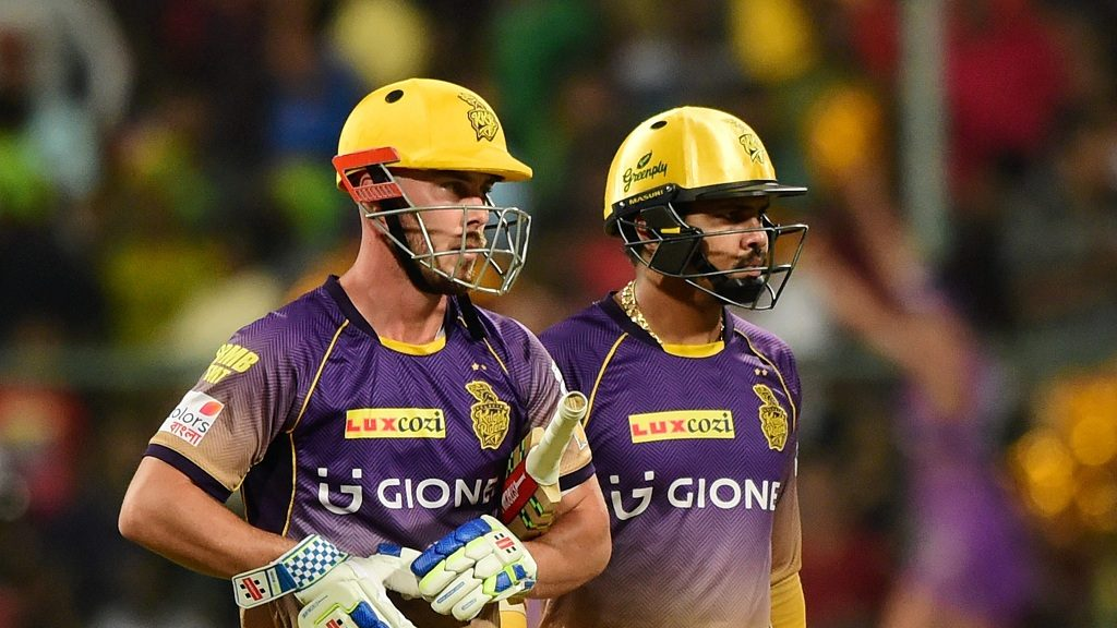 IPL 2018: Chris Lynn eying complete fitness for KKR opener