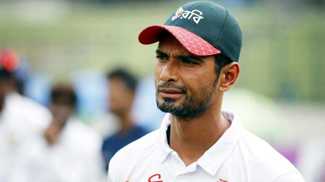 Mahmudullah set for Test snub; asked to rethink his future in longest format