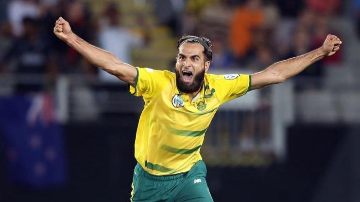 IPL 2018: Imran Tahir responds to CSK's tweet on his hat-trick in PSL 2018
