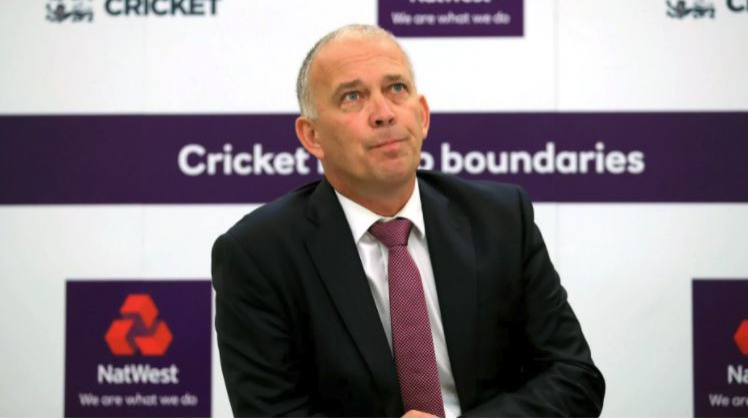 James Whitaker to step down as England Chief Selector