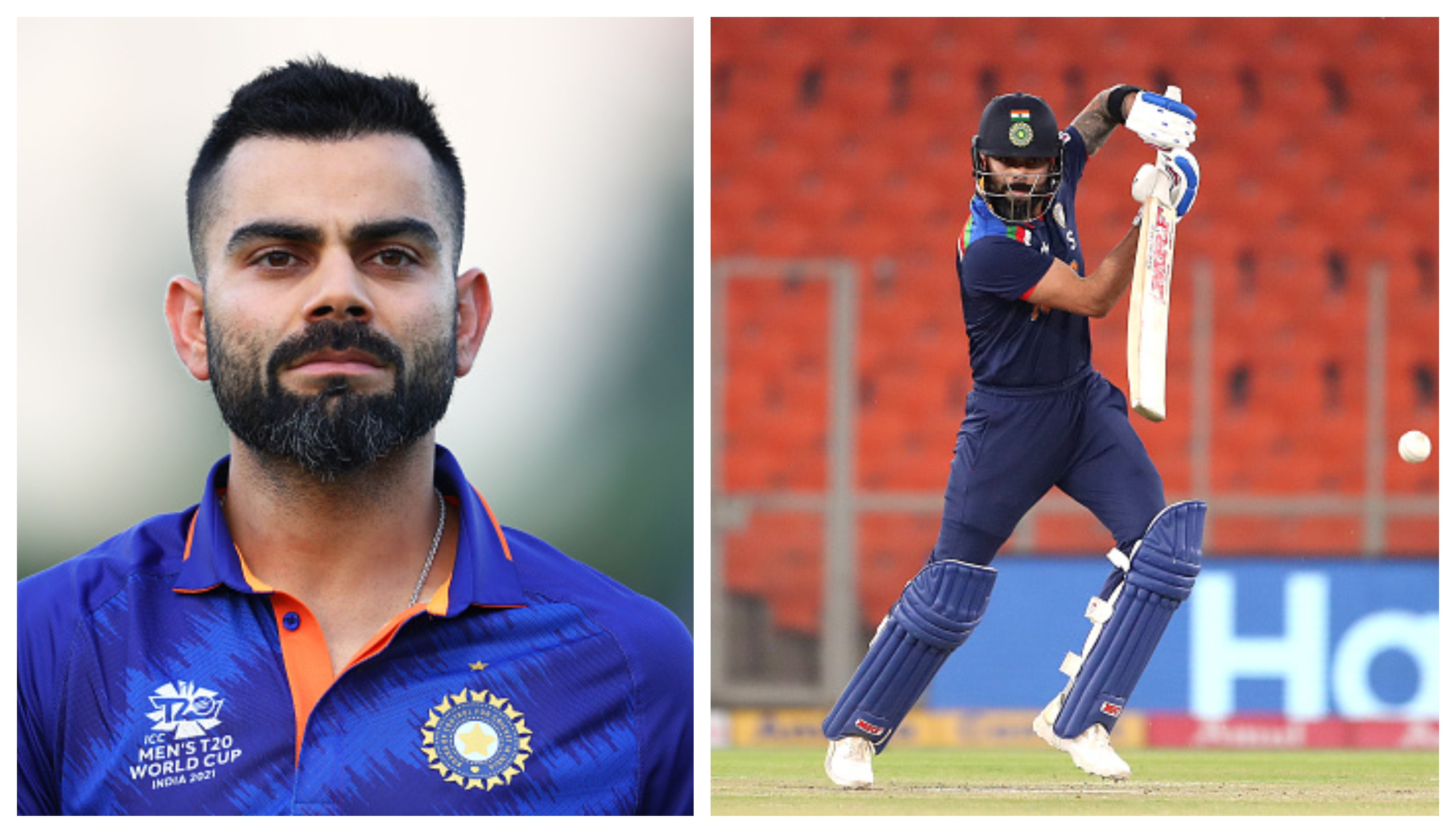 T20 World Cup 2021: Virat Kohli confirms he will bat at No. 3 for India in the T20 World Cup