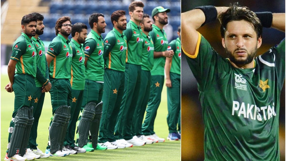 ENG v PAK 2021: Forget this match as soon as possible- Shahid Afridi on Pakistan's poor performance