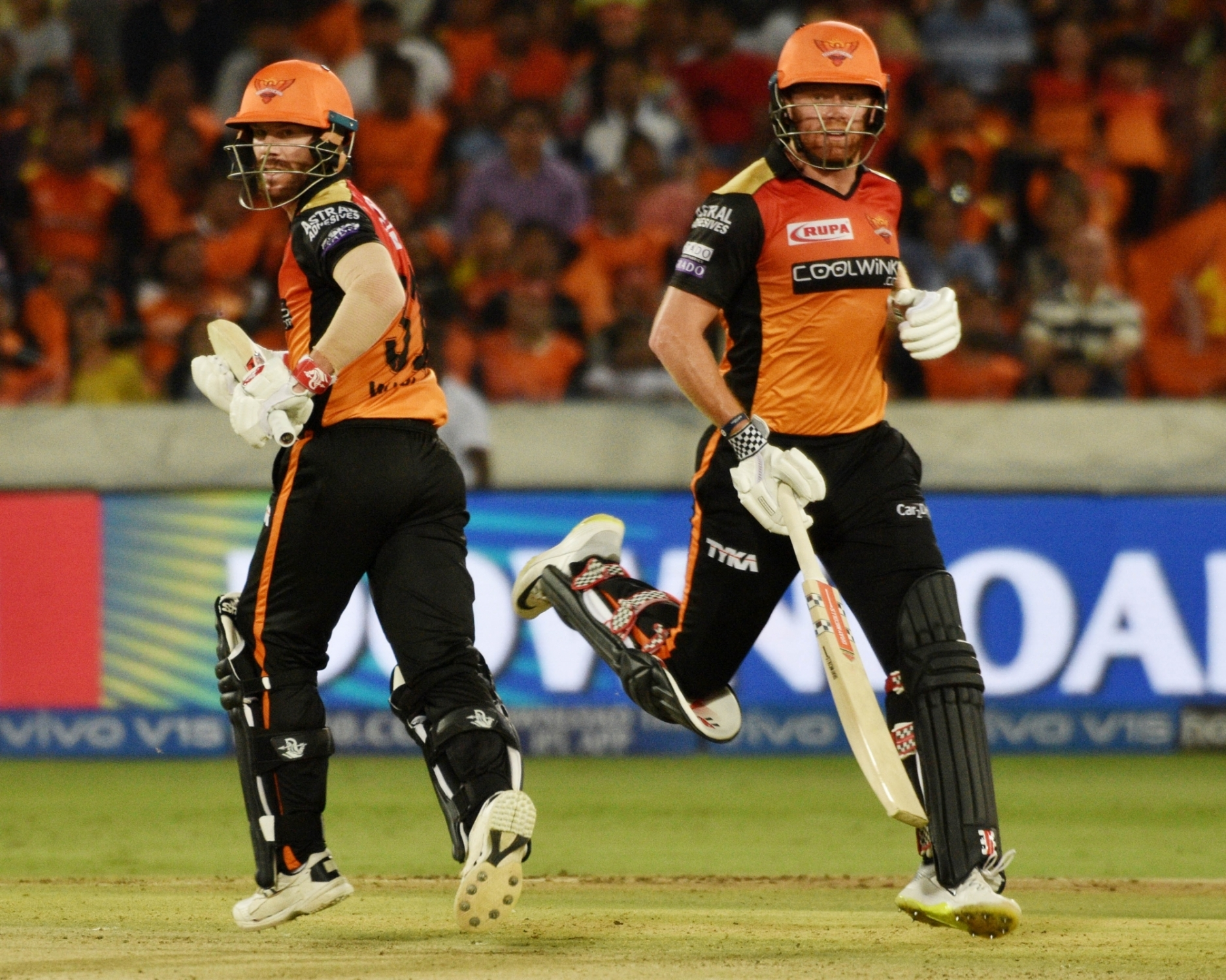 Sunrisers Hyderabad might not have Warner, Bairstow opening for the first week | IANS