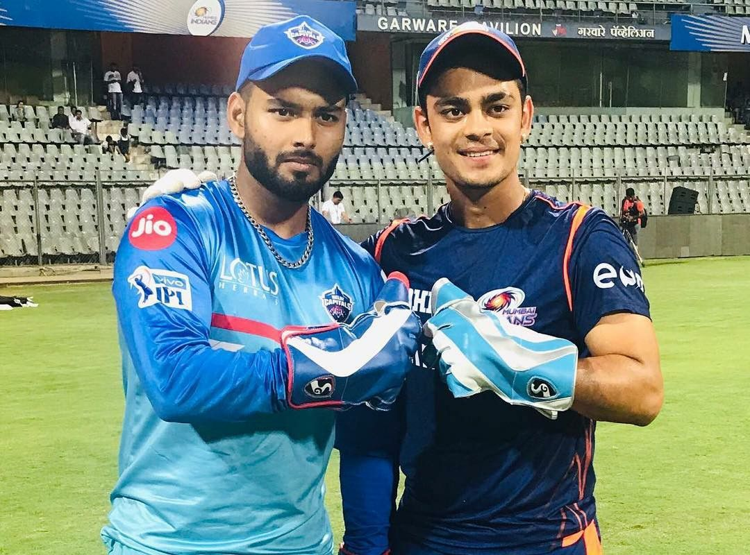 Ishan Kishan and Rishabh Pant both are likely to play against England | Twitter
