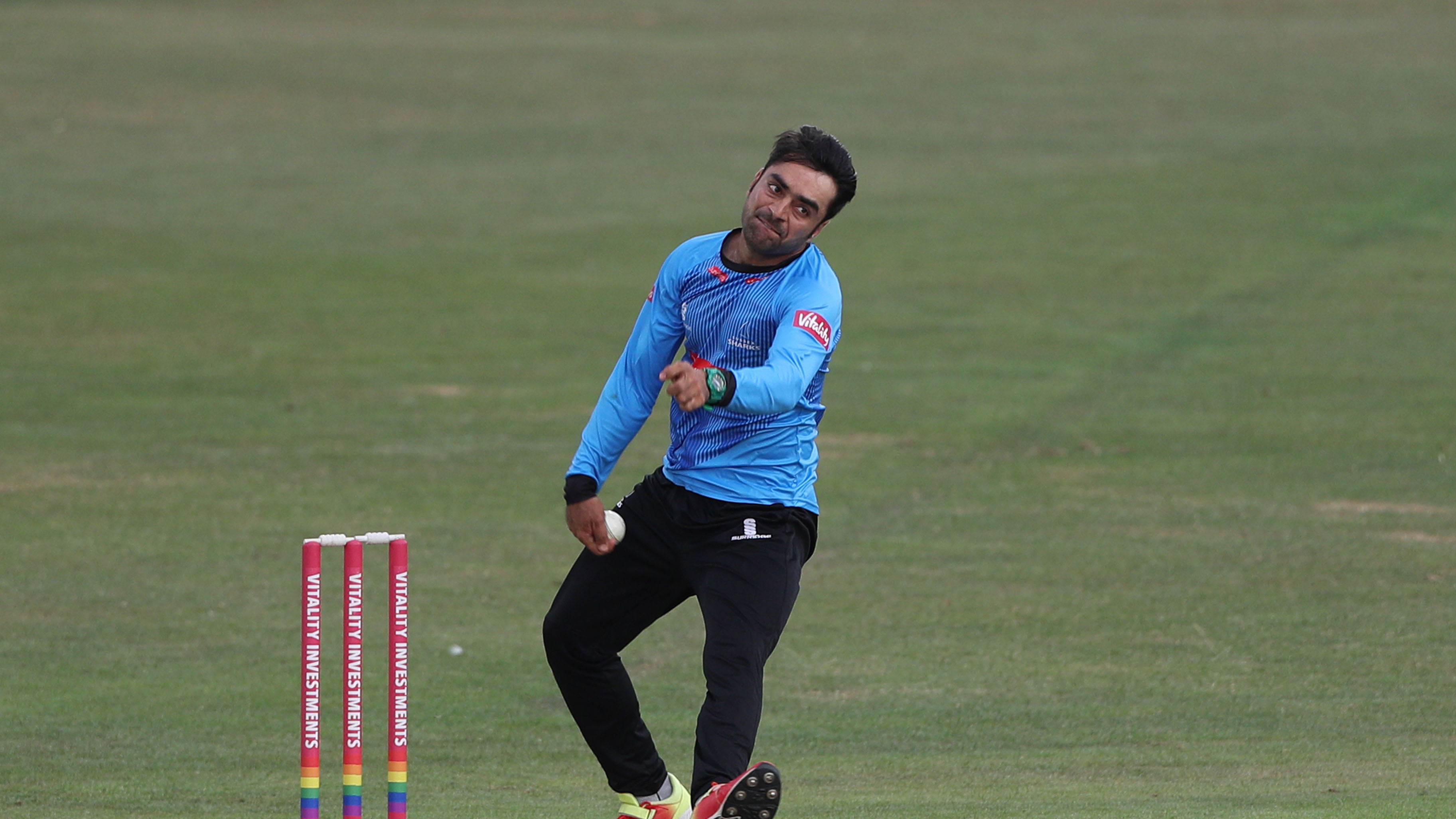 Rashid Khan re-signs contract with Sussex for T20 Blast in 2019