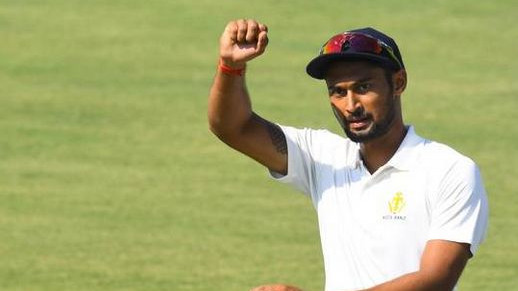 Ranji Trophy 2018-19: Ronit More fifer pegs Saurashtra back as they end day 2 on 227/7