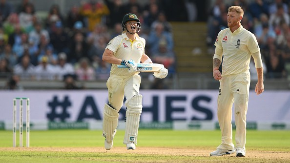 ASHES 2019: Fans gear up for Steve Smith vs Ben Stokes battle as ICC posts an eye-catching picture