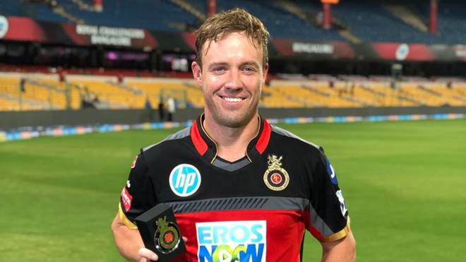 I love playing with Royal Challengers Bangalore: AB de Villiers