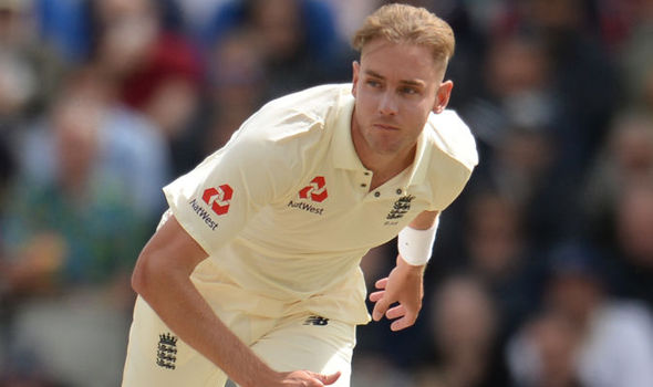 Stuart Broad | Getty