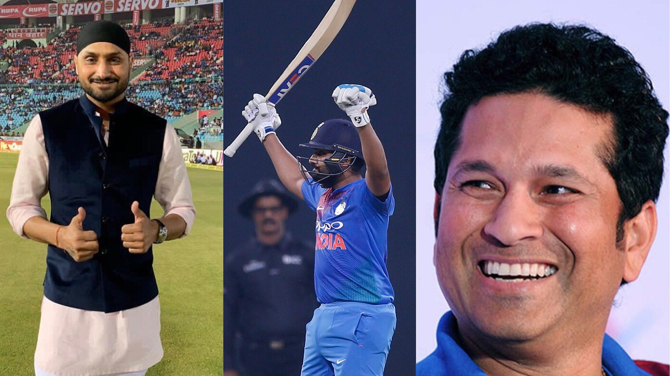 IND v WI 2018: Twitter reacts as Rohit Sharma's ton, bowlers' all-round showing power India to 71-run win in Lucknow T20I