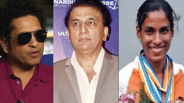 Sachin Tendulkar lists 5 Indian athletes who made a difference in Indian sports