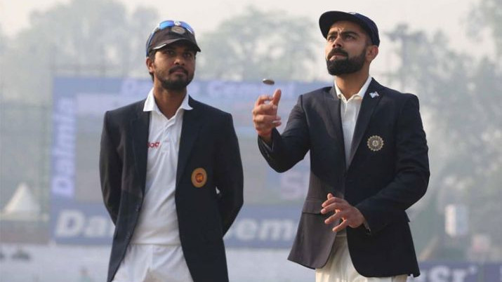 Stats - Indian captains' record after winning or losing the toss in Tests