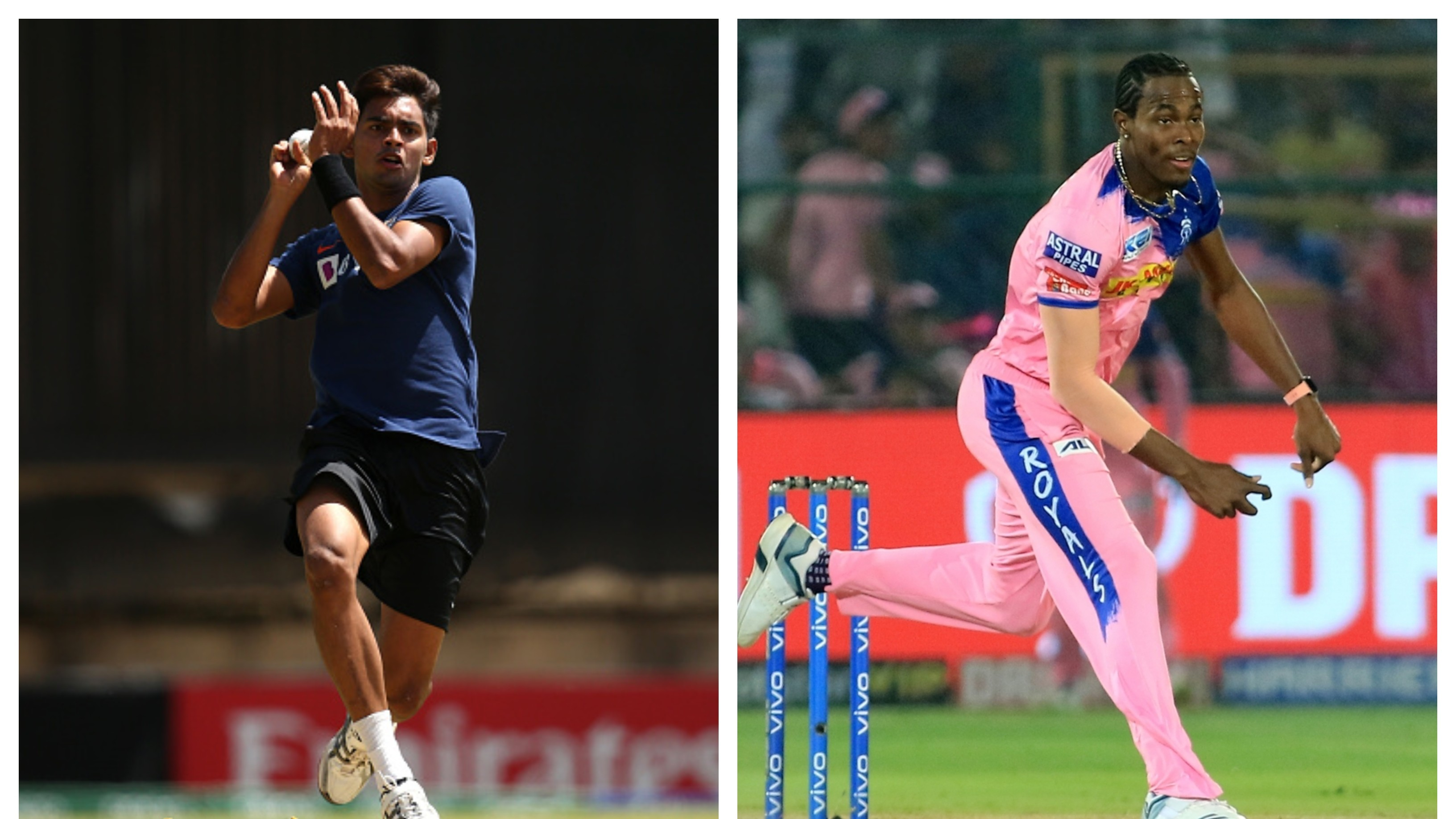 IPL 2020: Kartik Tyagi excited to share Rajasthan Royals dressing room with Jofra Archer