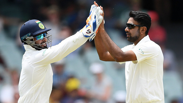 AUS v IND 2018-19: Indian hero of day two R Ashwin sees the Test well poised to be a thriller