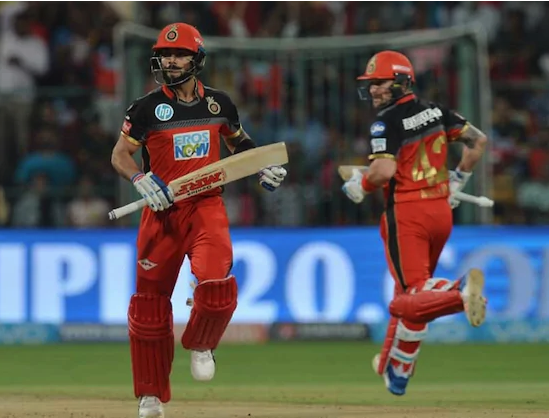 Virat Kohli and Brendon McCullum | AFP