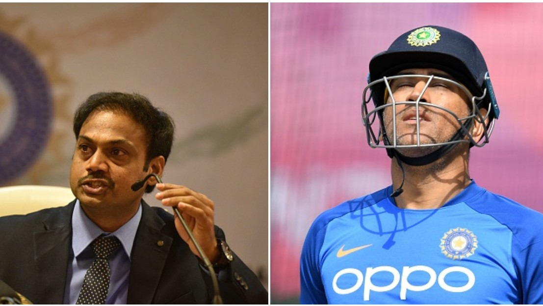 MSK Prasad clears the air on rumours suggesting MS Dhoni's retirement