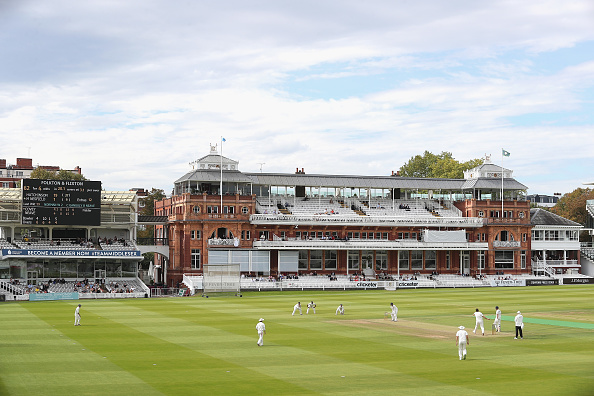 Lord's venue is being used for local community support amid COVID-19 crisis   Getty