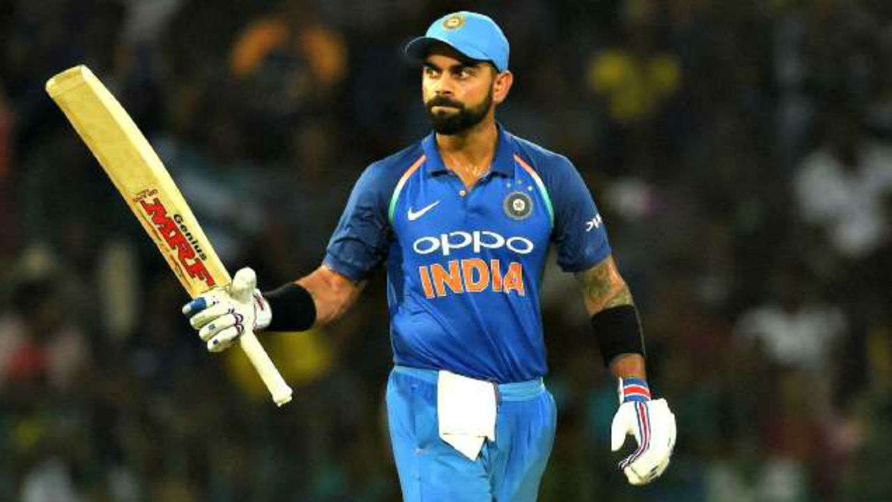 Virat Kohli to play both T20 internationals in Ireland