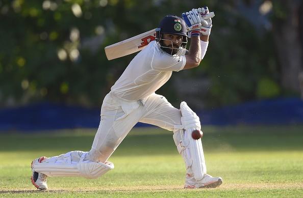 Virat Kohli scored 64 in the warm-up on Thursday | Getty Images