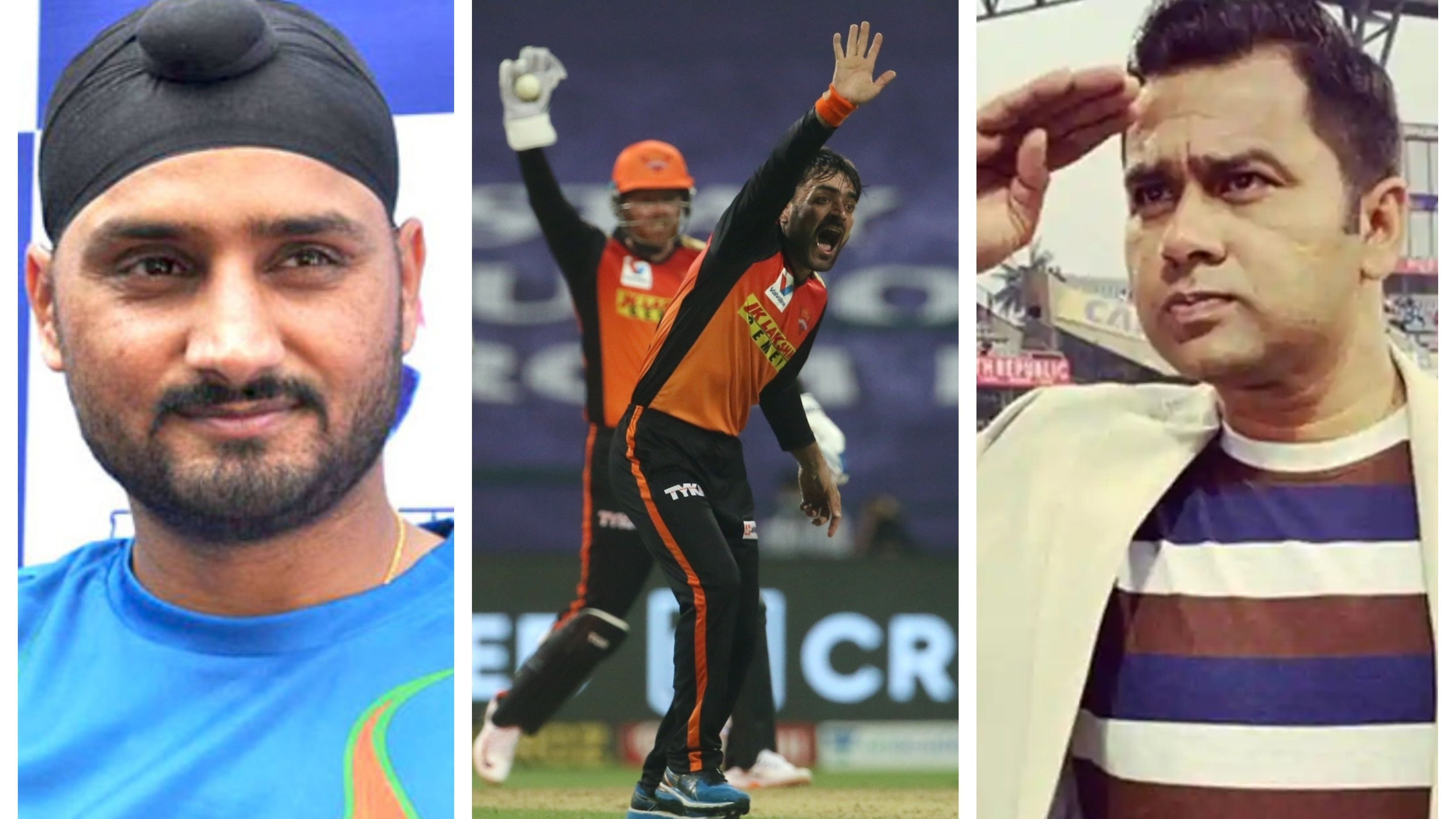 IPL 2020: Cricket fraternity reacts as Rashid Khan-led SRH attack bowls out KXIP for 132 after posting 201