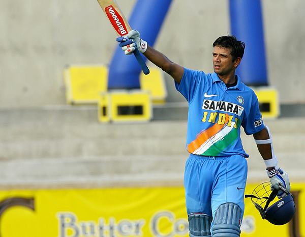 """Was insecure about my abilities in ODIs,"""" reveals Rahul Dravid ..."""