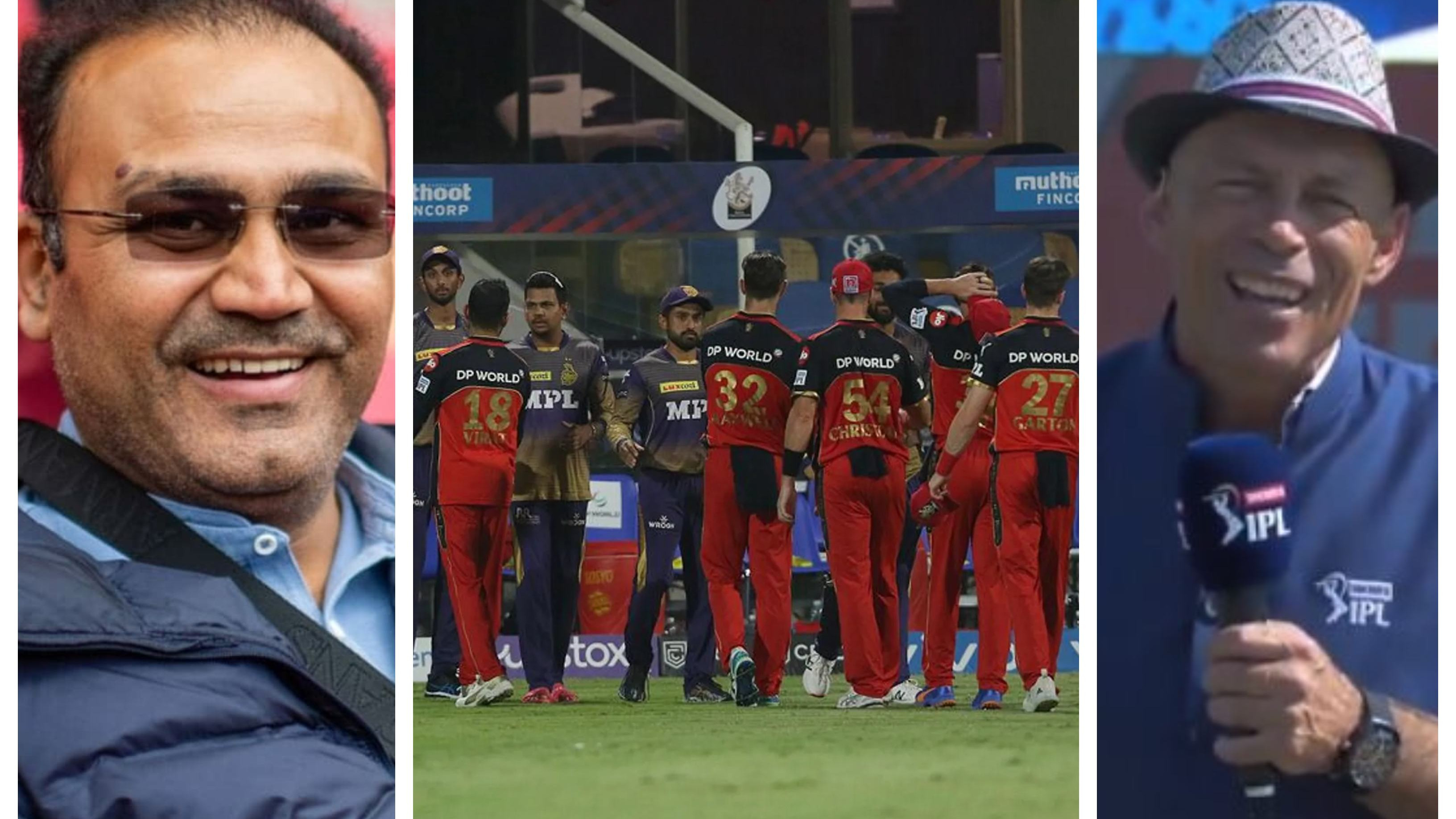IPL 2021: Cricket fraternity reacts as KKR beat RCB by four wickets in the Eliminator match