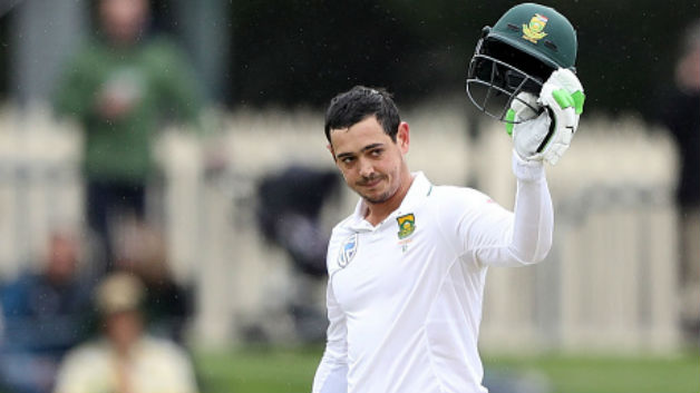 I'm very excited about joining Nottinghamshire, says Quinton de Kock