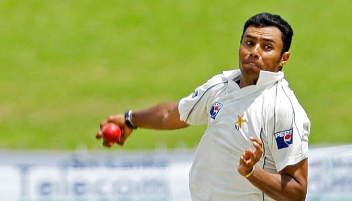 Kaneria played 61 Tests for Pakistan | Getty Images