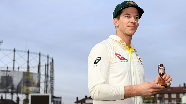 ASHES 2019: Paine relishes retaining the urn despite loss at The Oval