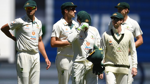 AUS v IND 2020-21: ICC imposes 40 percent fine and four WTC points on Australia for slow over-rate in 2nd Test