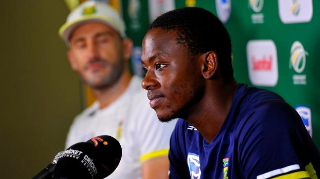 Kagiso Rabada. (Getty)