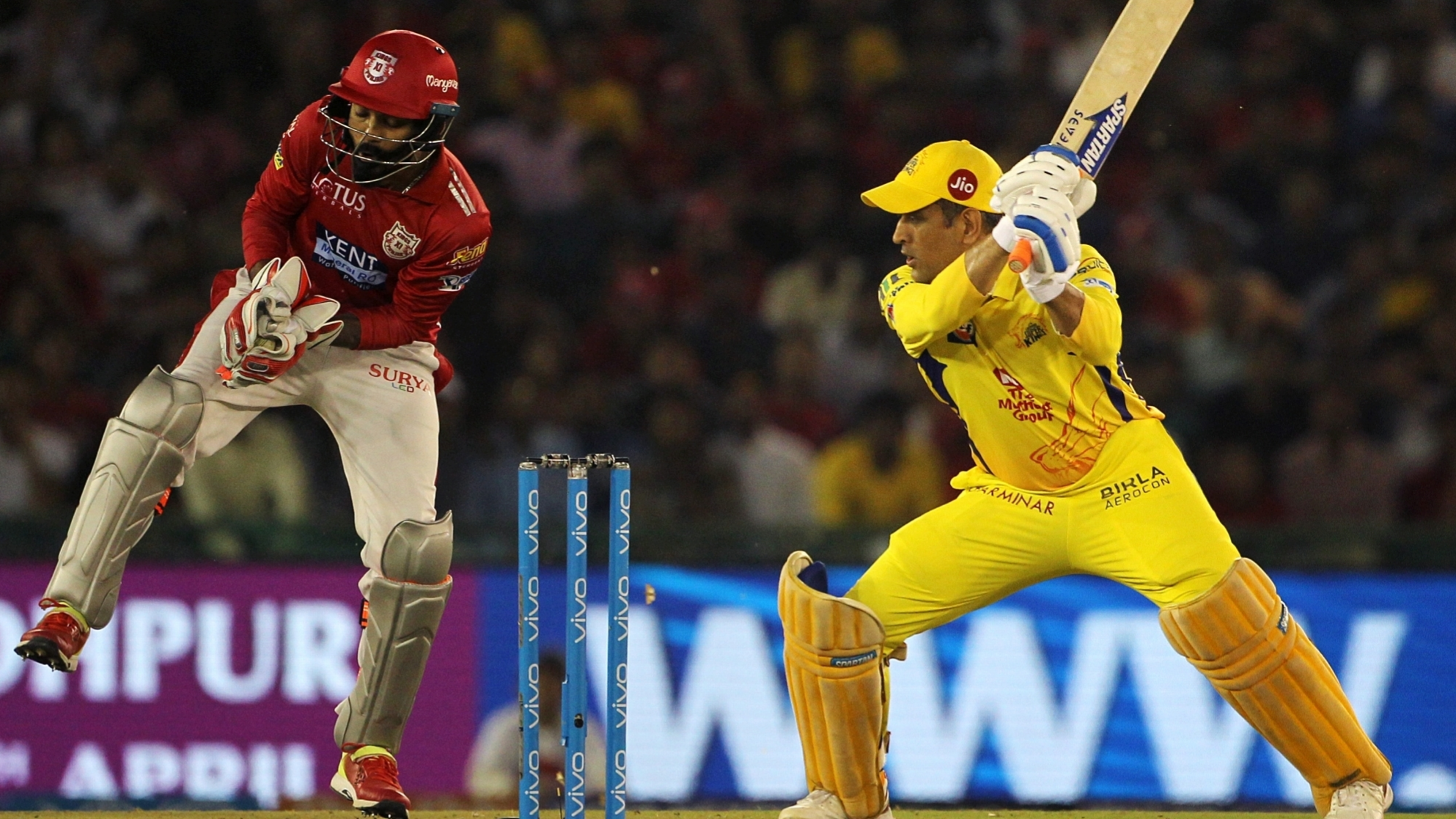 IPL 2018: Twitteratis  in awe of MS Dhoni's special innings despite CSK's defeat