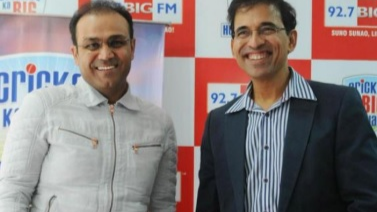 Harsha Bhogle and Virender Sehwag top 'Indian sports fans' survey
