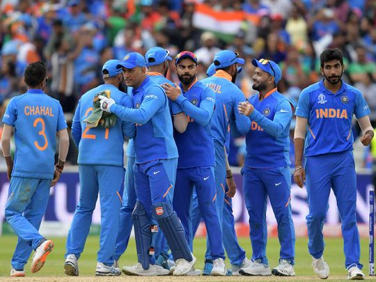 India failed to reach final in the last ODI World Cup 2019   AFP