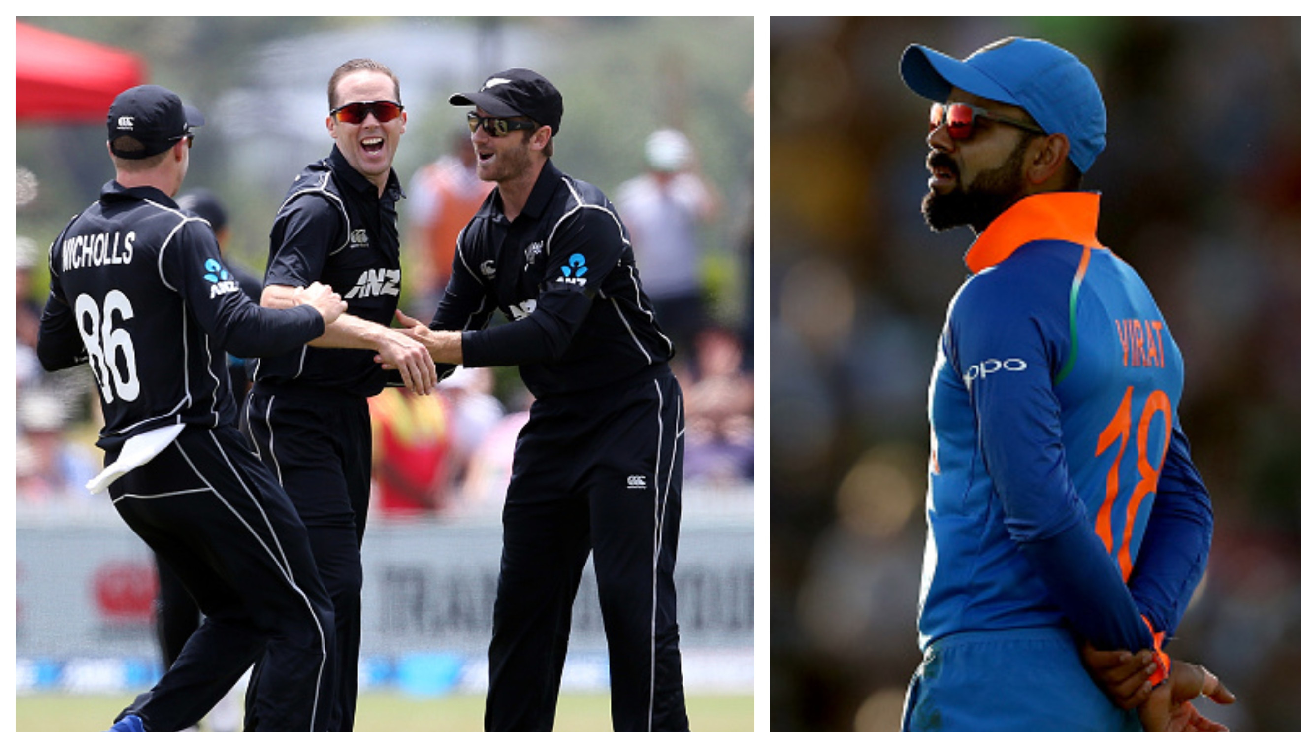NZ v IND 2019: Todd Astle disappointed on missing the chance to bowl to Kohli