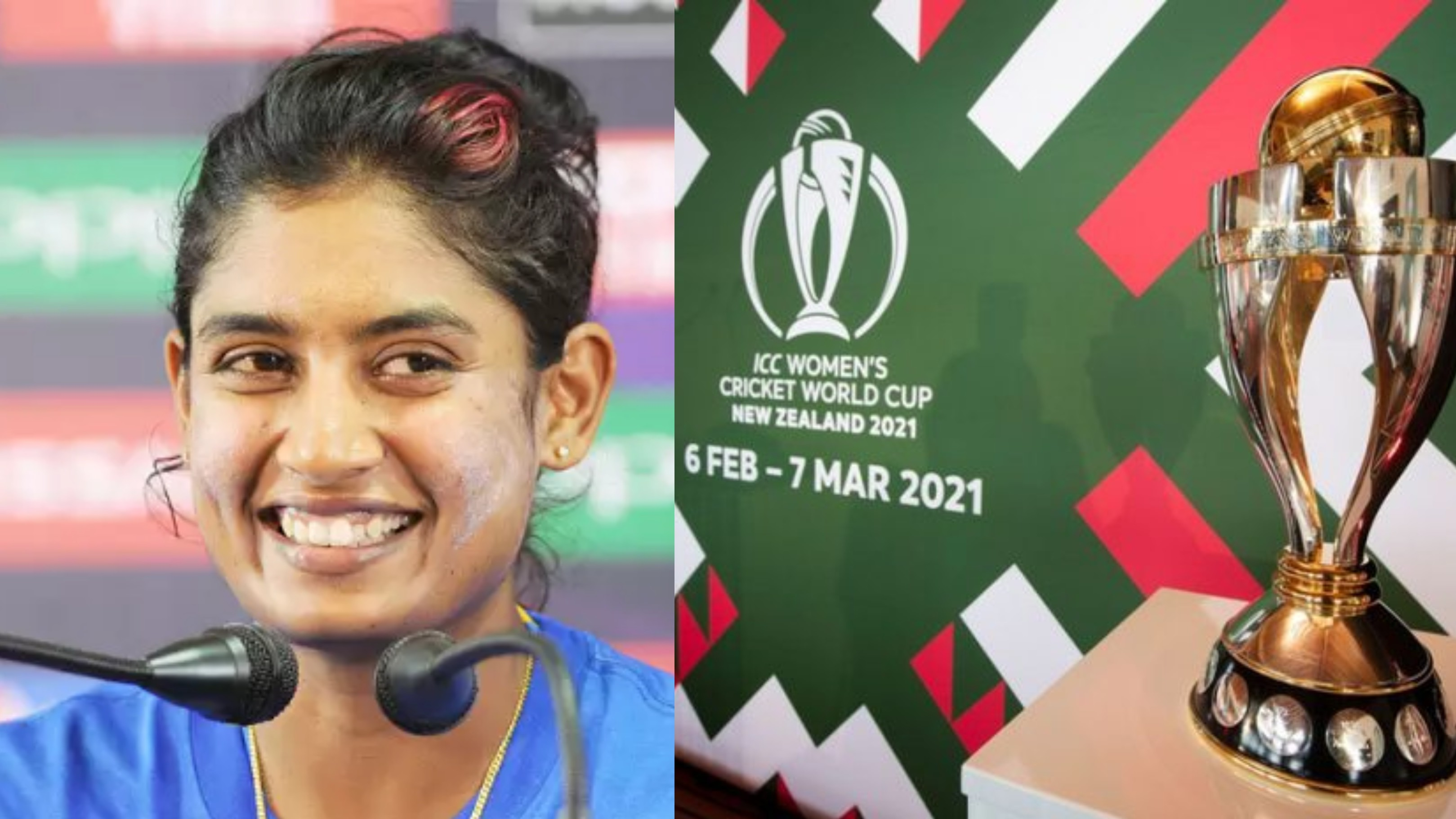 The 2021 Women's World Cup is pretty much open due to COVID-19 pandemic, says Mithali Raj