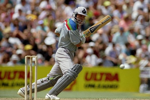 Wasim Akram rates Martin Crowe very highly because of his ability to play reverse swing | ICC/Twitter