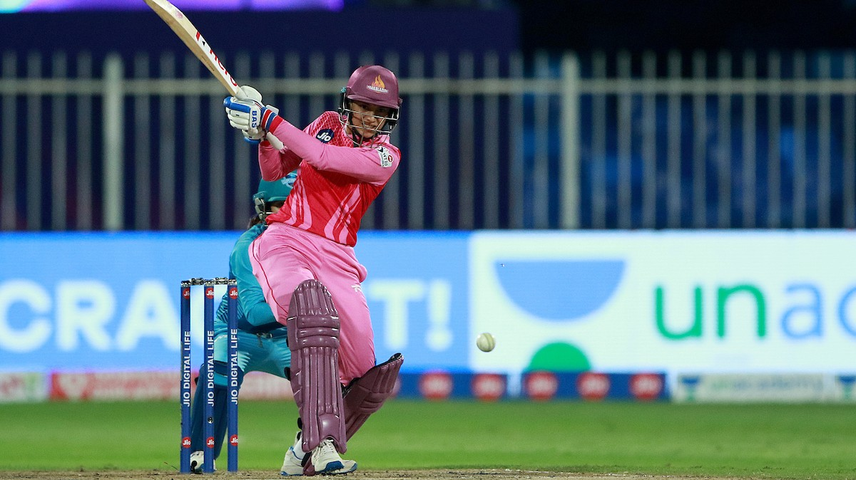 WT20 Challenge 2020: Smriti Mandhana stars as Trailblazers beat Supernovas by 16 runs to win the tournament