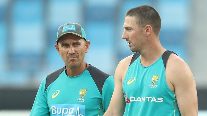 Justin Langer backs Shaun Marsh for South Africa ODI Series