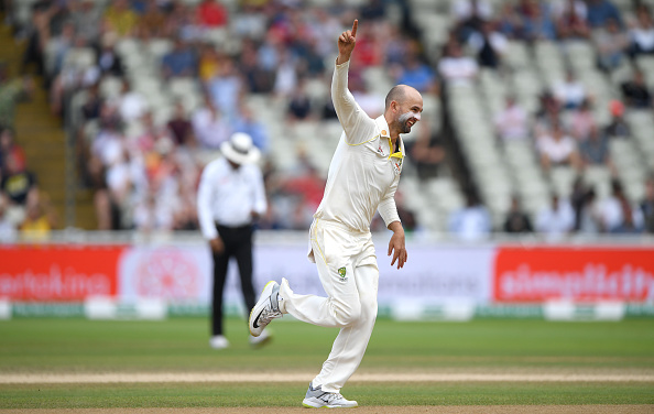 Nathan Lyon picked 9 wickets in the match including 6 wickets in second innings | Getty