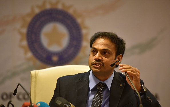 MSK Prasad is set to bid adieu to his post as the chairman of selection committee | Getty
