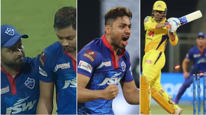 IPL 2021: Avesh Khan reveals Rishabh Pant's plan to get MS Dhoni out worked for him