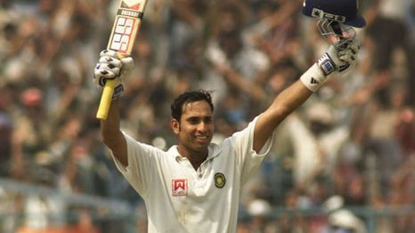 VVS Laxman reveals that he was not supposed to play in the 2001 Eden Gardens Test against Australia