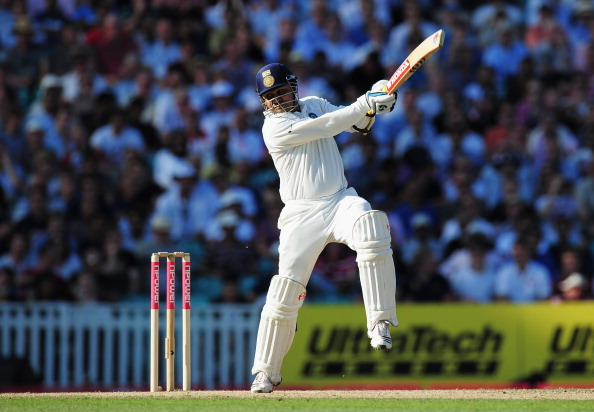 Sehwag was known for his attacking style   AFP