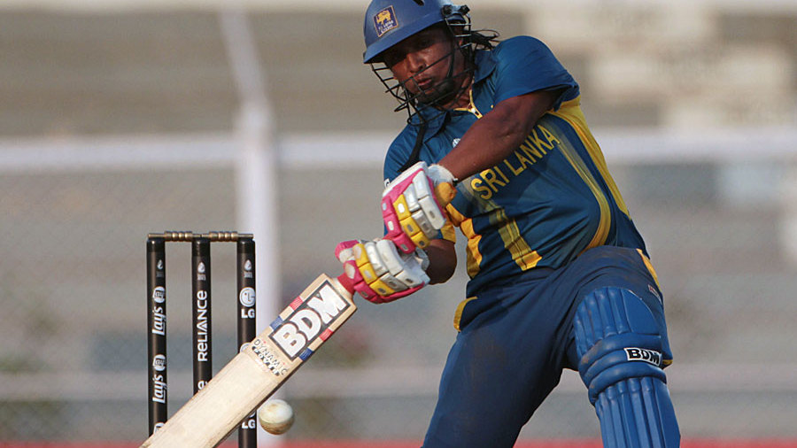Eshani Kaushalya made 46 runs | Solaris Images/ICC