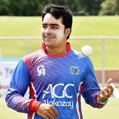 Rashid Khan has been making rapid strides in international cricket. (Twitter)