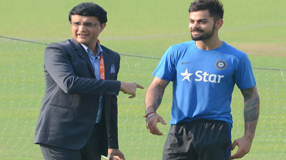 Sourav Ganguly terms Virat Kohli as a fantastic leader for taking everyone along