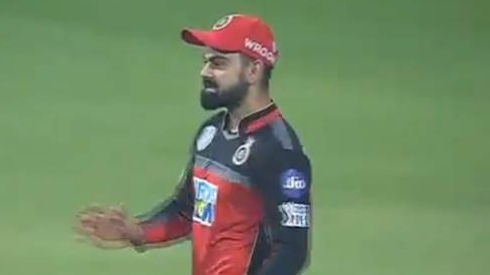 IPL 2018: Watch - Virat Kohli has some slick dance moves and he is not afraid to show them off