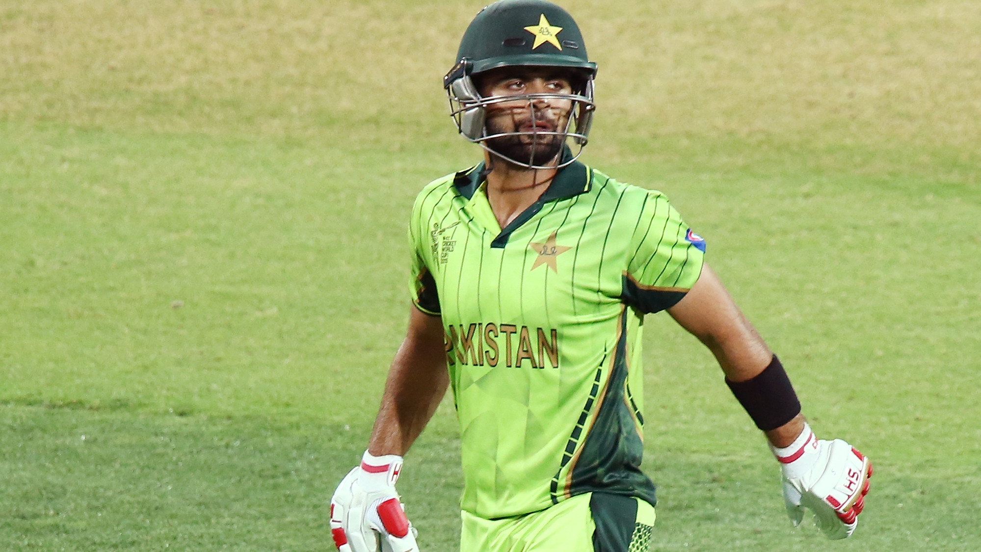 Ahmad Shahzad got banned for mistakenly consuming his mother's medicine